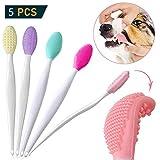 OneBarleycorn - Cepillo de dientes para perros pequeños o con encías sensibles