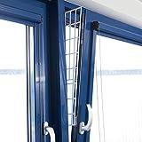 Rejilla protectora de gatos para ventanas oscilobatientes - Trixie