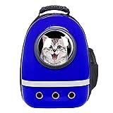 NuoYo - Mochila tipo 'astronauta' para perros y gatos