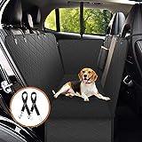 OMORC - Funda de coche con rejilla para perros