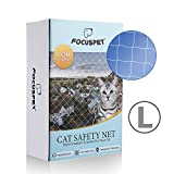 Red de seguridad anti-caída para gatos - Focuspet