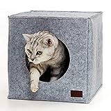 PiuPet - Cama para gatos adecuada para muebles IKEA