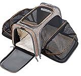 Transportín extensible para perros pequeños y gatos - Movepeak