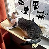 KADUNDI - Cama colgante de ventana para gatos