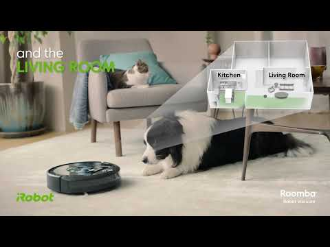 Forget About Vacuuming for Months | Roomba® i7+| iRobot®