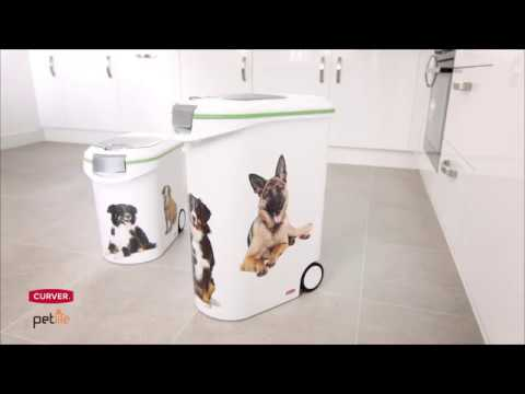 CURVER Petlife Food Containers