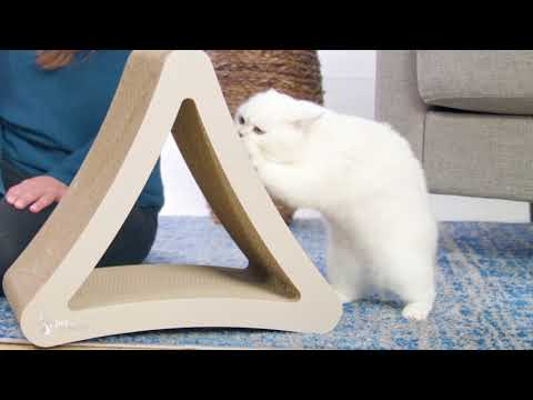 PetFusion 3-Sided Cat Scratching Post