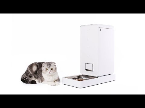 PETKIT FRESH ELEMENT SMART PET FEEDER
