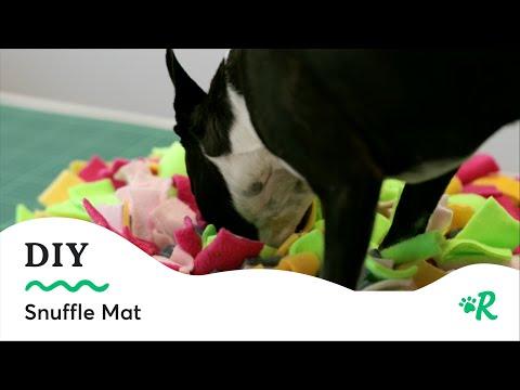 DIY Snuffle Mat   #DIYWednesday   Rover.com