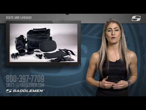 PC3200C Convertible Pet Carrier // Product Overview // Saddlemen