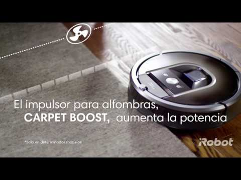 Overview - iRobot Roomba 900 Series | Spanish (ES)