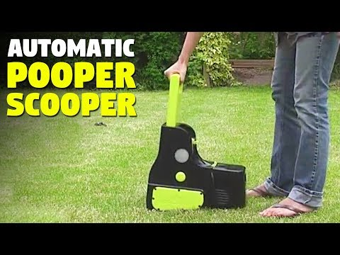 Automatic Pooper Scooper For Dogs