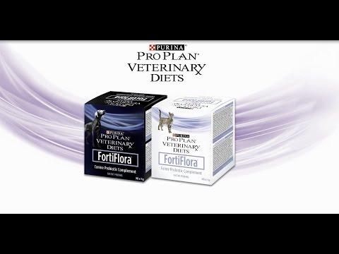 Probiótico Fortiflora® - Purina PRO PLAN®