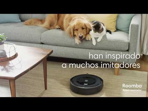 Aspiradora inteligente Roomba Serie e | Falabella Colombia