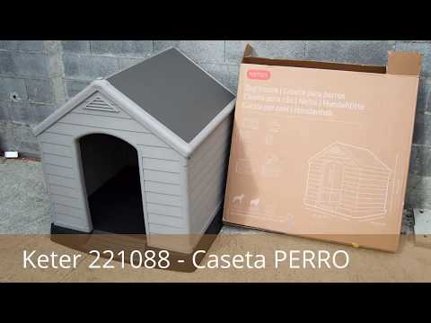 Caseta Perro Keter 221088