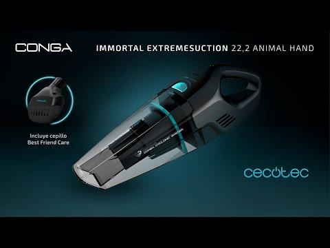 Conga Immortal ExtremeSuction 22,2 Animal Hand
