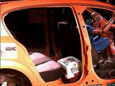 Crash test Trasportin asiento: El transporte seguro de mascotas en el vehículo