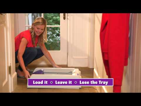 Let the Litterbox do the Work - PetSafe® ScoopFree®