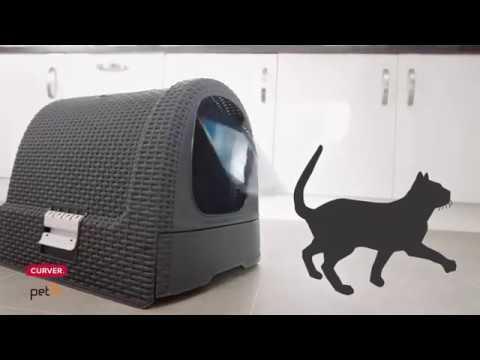 CURVER Petlife Cat Litter