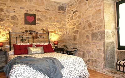 A Casa dos Cancelos - Casa rural que admite mascotas en Villagarcía de Arousa (Rías Baixas)