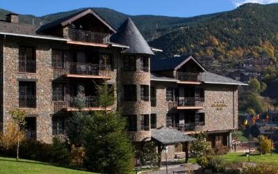 Abba Xalet Suites - Hotel en Andorra que admite perros