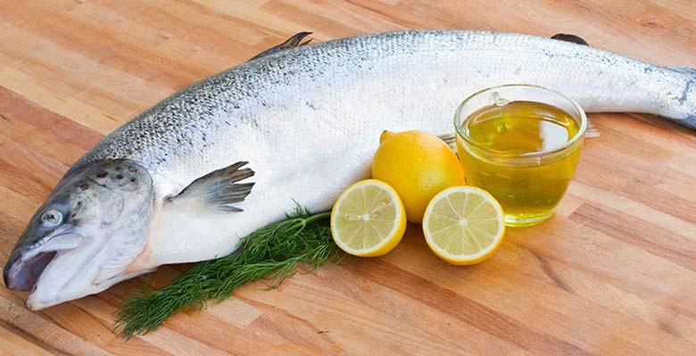 Aceite de salmón para perros y gatos