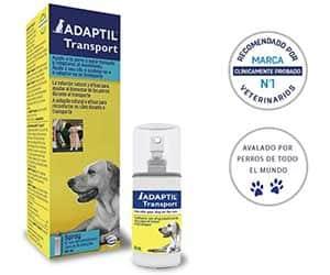 Adaptil Transport: Spray de feromonas ideal para viajar con tu perro