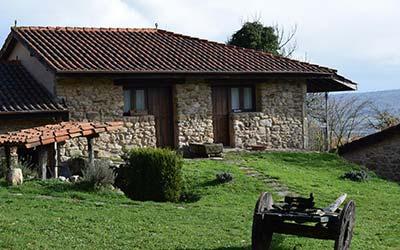 Aldea Rural Santo André - Casa rural en Ourense para ir con perro - Congostro (Galicia)