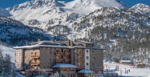 Andorra - Paisaje de montaña