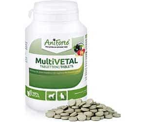 Multivitamínico para perros y gatos - AniForte MultiVETAL