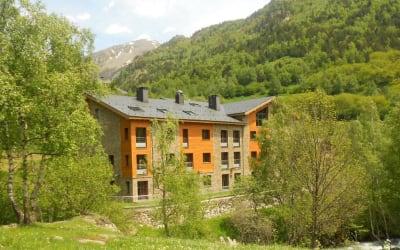 ApartHotel RIALB - Alojamiento que admite perros en Andorra