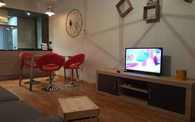 Apartamento Herreros 28 admite perros en Pontevedra