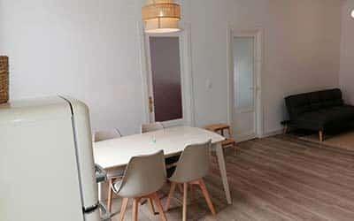 Apartamento completamente equipado que acepta perros en el centro de Ferrol