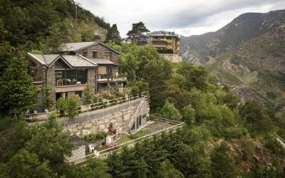 Apartamento en Chalet en la montaña - admite mascotas en Andorra