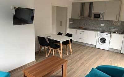 Apartamentos Compostela - Se admiten mascotas en Lobios (Ourense)