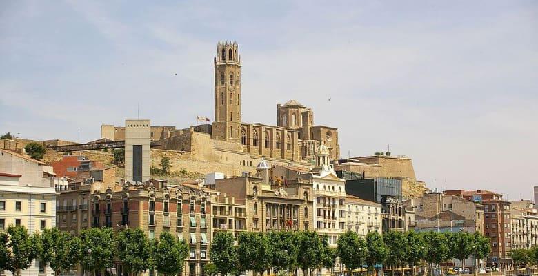 Apartamentos que admiten perros en Lleida