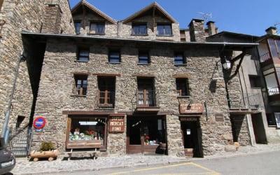 Apartaments Casa Vella Popaire - Apartamentos que aceptan perros en Andorra