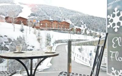 Apartaments El Floc - Apartamentos que admiten mascotas en Andorra