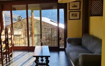 Apartaments Rurals XIX casa rural que acepta mascotas en Queralbs - El Ripollés - Pirineo Catalán
