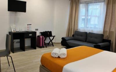 ApartHotel Centric - apartamento que admite mascotas en Castelldefels Barcelona