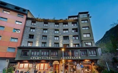 Aparthotel Conseller - Alojamiento con perro en Andorra