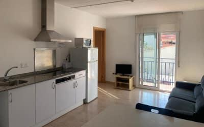 Aparthotel Iris - apartamento que admite perros en Malgrat de Mar Barcelona