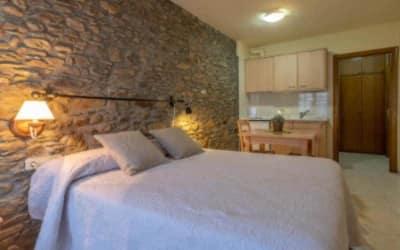 Aparthotel Les Corts hotel pet friendly en Llivia - Cerdanya - Pirineo Catalán