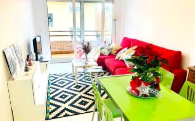 Apartment with 2 bedrooms apartamento que admite perros en Santoña