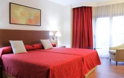 Aparto-Hotel Rosales - Apartamentos en Madrid que aceptan perros