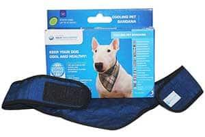 Bandana refrescante para perros - Aqua Coolkeeper Pet Bandana