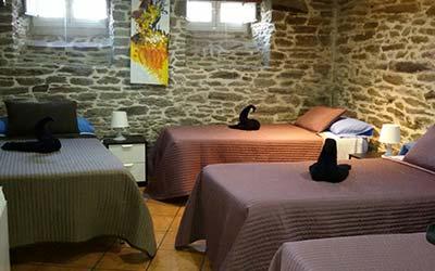Aqua Rooms Sarria - Hotel en el que alojarse con perro (provincia de Lugo)
