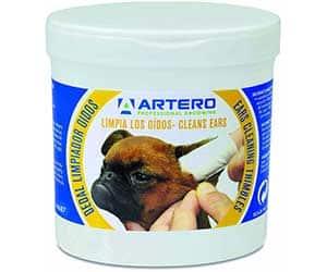 Dedales limpiadores para oídos de perros y gatos - Artero