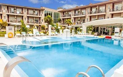 Augusta Eco Wellness Resort - Hotel que admite mascotas en Sanxenxo