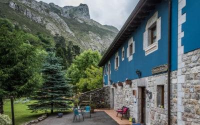 Bajo Los Tilos casa rural que acepta mascotas en Asturias